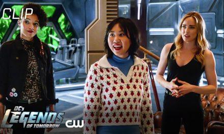 DC's Legends of Tomorrow | Hey, World! Scene | The CW