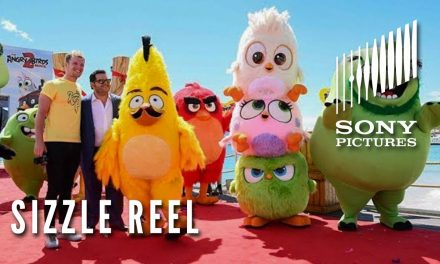 THE ANGRY BIRDS MOVIE 2 – Cannes Film Festival Sizzle Reel