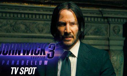 "John Wick: Chapter 3 – Parabellum (2019) Official TV Spot ""Passage""– Keanu Reeves, Halle Berry"