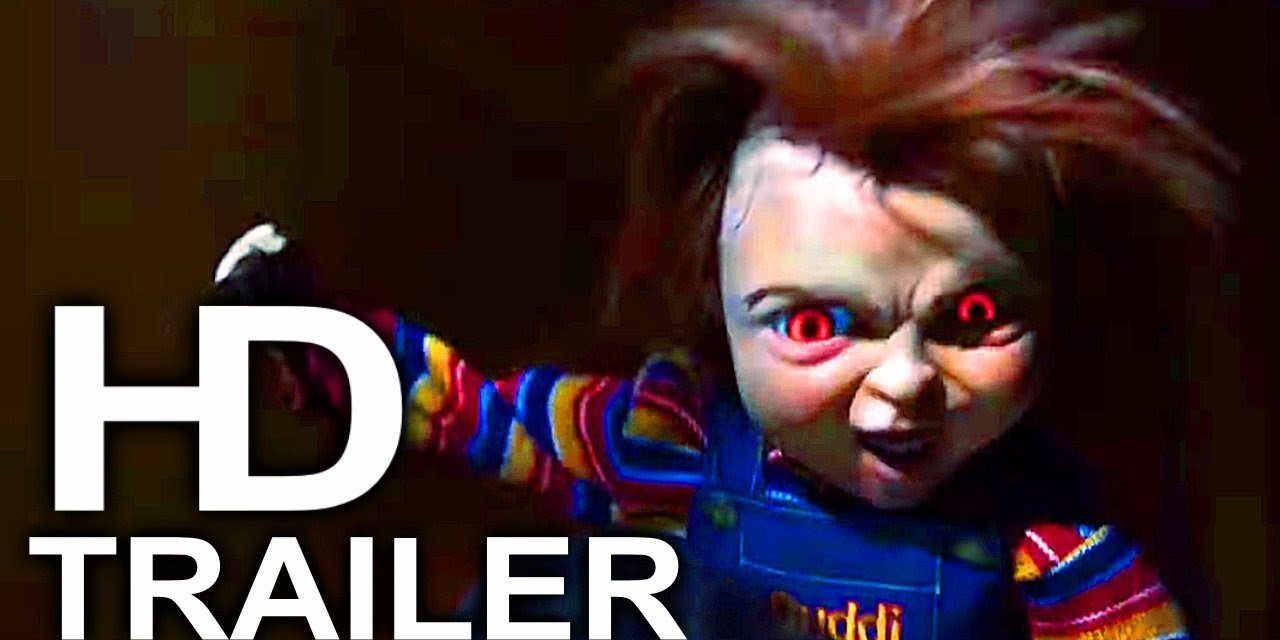 CHILD'S PLAY Trailer #3 NEW (2019) Chucky Horror Movie HD