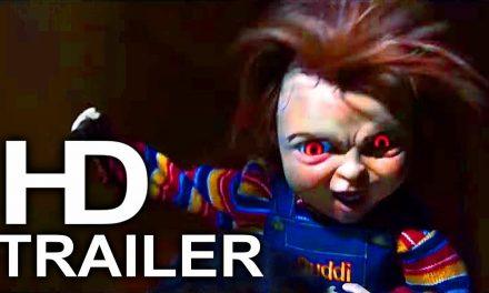 CHILD'S PLAY Trailer #3 NEW (2019) Chucky Horror Movie HD