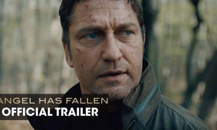 Angel Has Fallen (2019 Movie) Official Trailer – Gerard Butler, Morgan Freeman