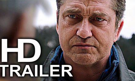 ANGEL HAS FALLEN Trailer #1 NEW (2019) Gerard Butler, Morgan Freeman Action Movie HD