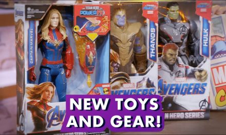 Marvel Studios' 'Avengers: Endgame' Merch and Spider-Man: India! | Earth's Mightiest Show