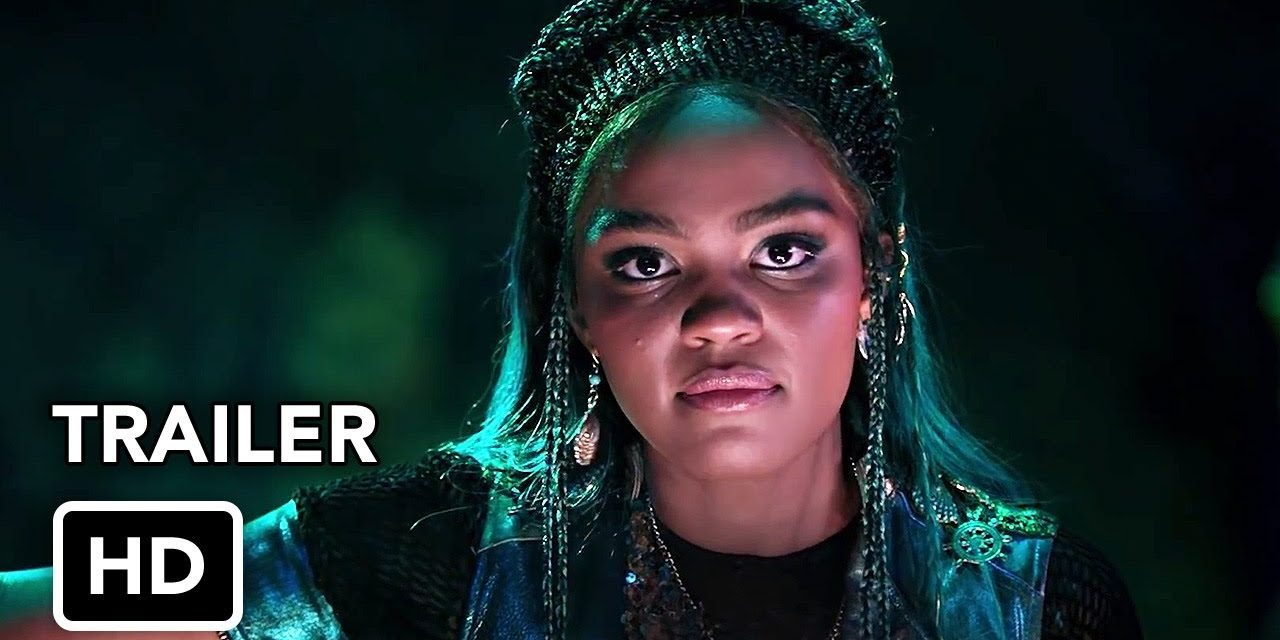 "Descendants 3 ""Uma is Back!"" Trailer (HD)"