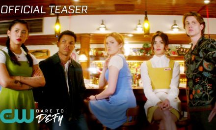 Nancy Drew   First Look Teaser   The CW