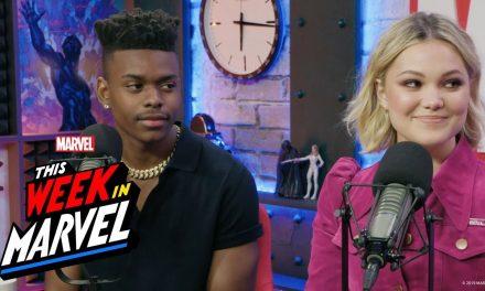 Olivia Holt & Aubrey Joseph of 'Marvel's Cloak & Dagger' talk Season 2! | This Week in Marvel