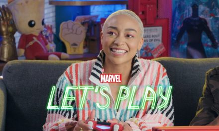 Tati Gabrielle puts a spell on Marvel's Spider-Man for PS4 | Marvel Let's Play