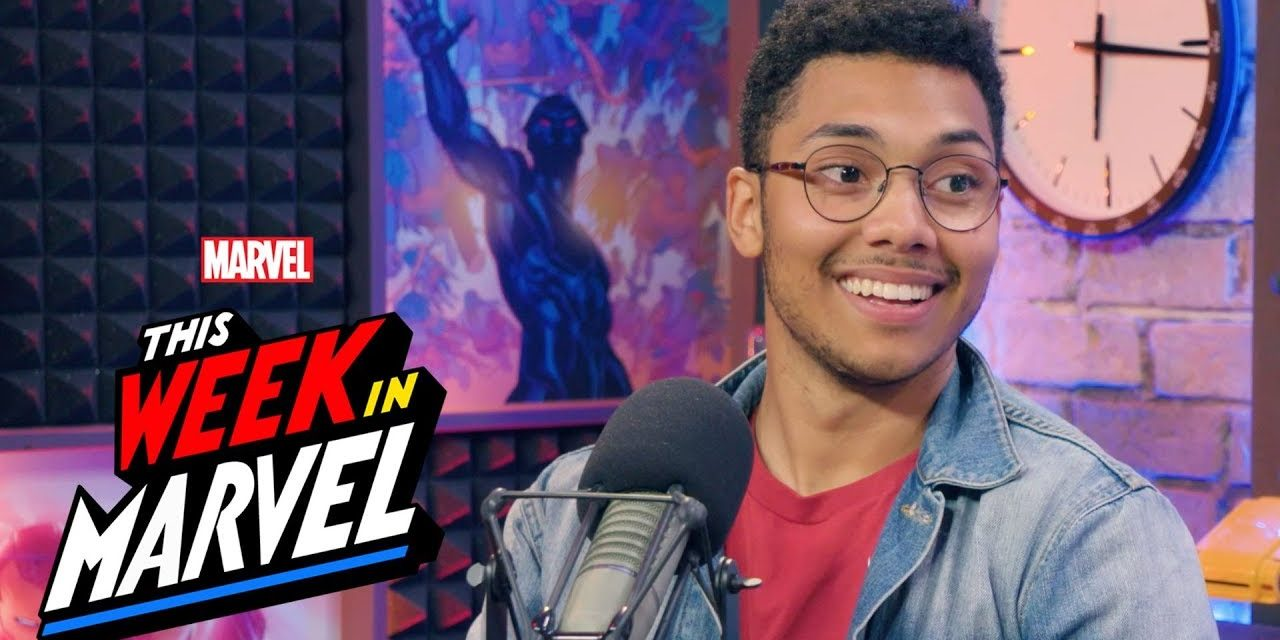 Why Chance Perdomo loves Spider-Man! | This Week in Marvel