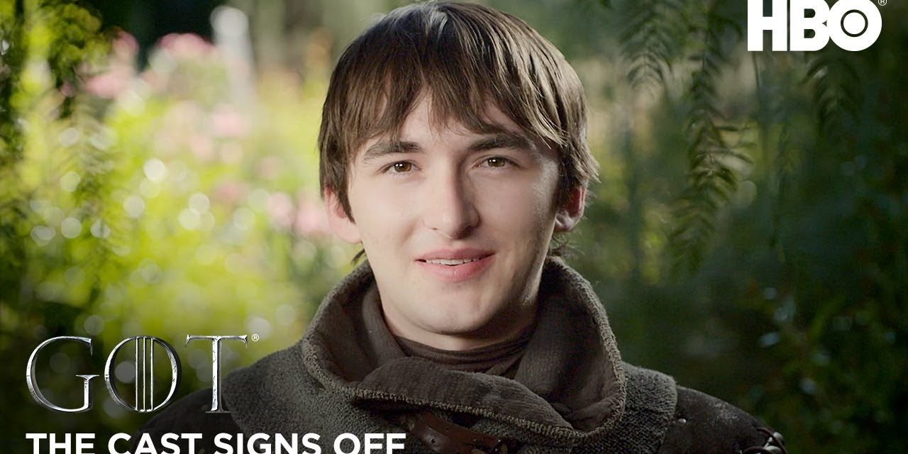 Game of Thrones   The Cast Signs Off (HBO)