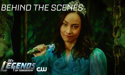 DC's Legends of Tomorrow | Inside: Hey, World! | The CW