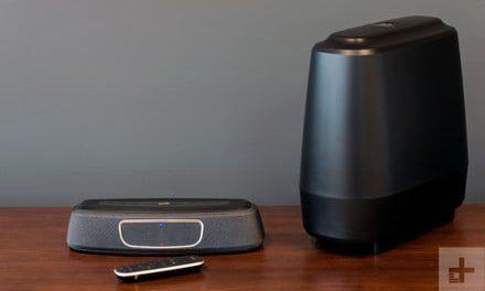 Upgrading your home theater? Amazon drops the price on Polk Audio Mini soundbar