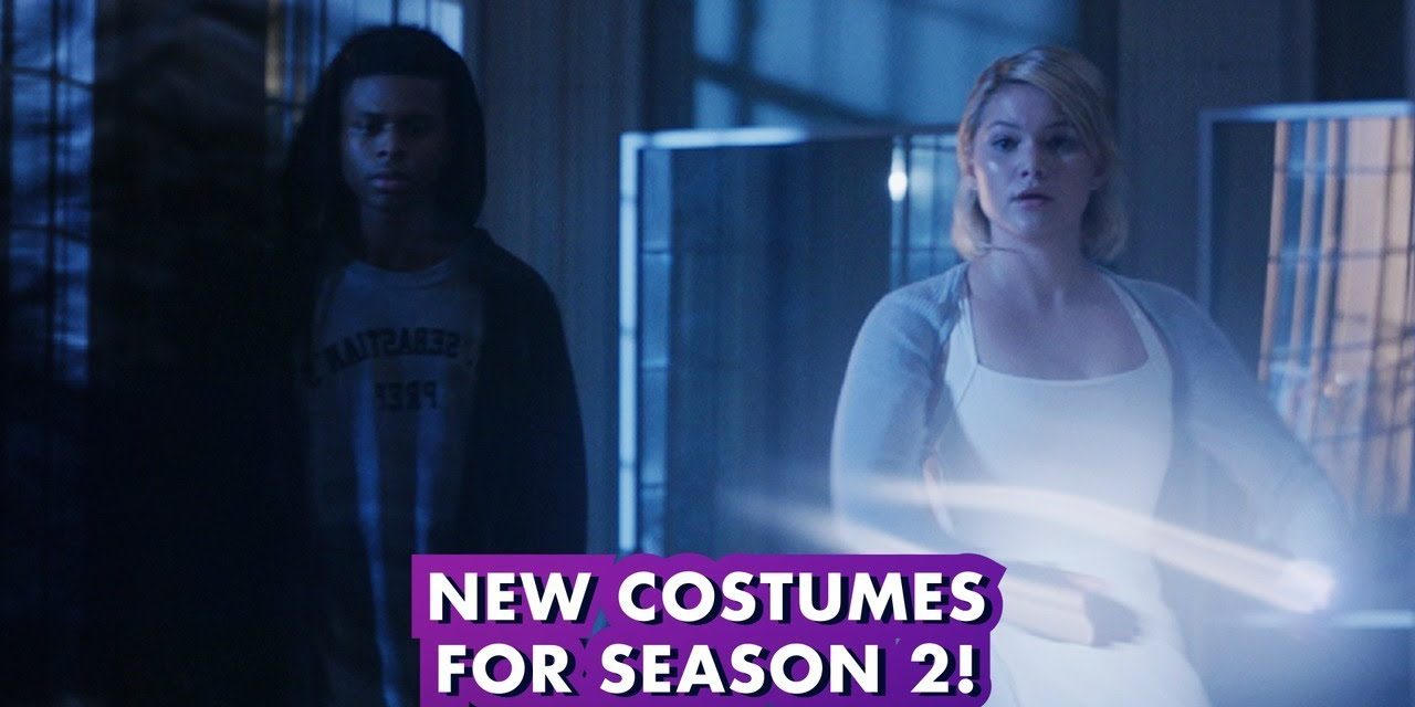 5 Secrets About Marvel's `Cloak & Dagger` Costumes in Season 2 | Earth's Mightiest Show Bonus
