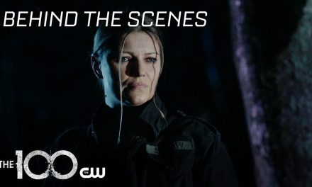 The 100 | Inside: The Face Behind The Glass | The CW