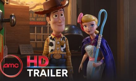 TOY STORY 4 – Official Final Trailer (Keanu Reeves, Christina Hendricks) | AMC Theatres (2019)