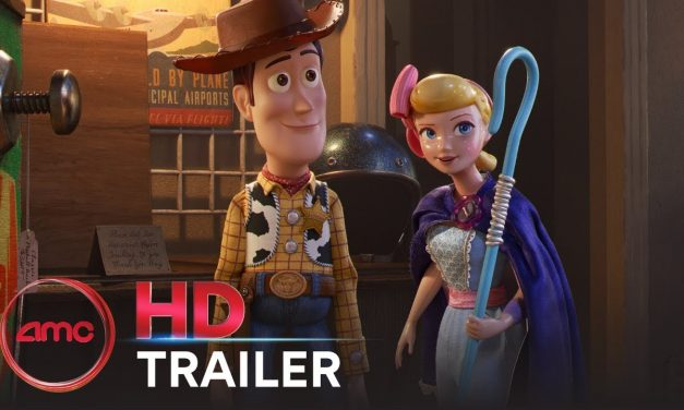 TOY STORY 4 – Official Final Trailer (Keanu Reeves, Christina Hendricks)   AMC Theatres (2019)