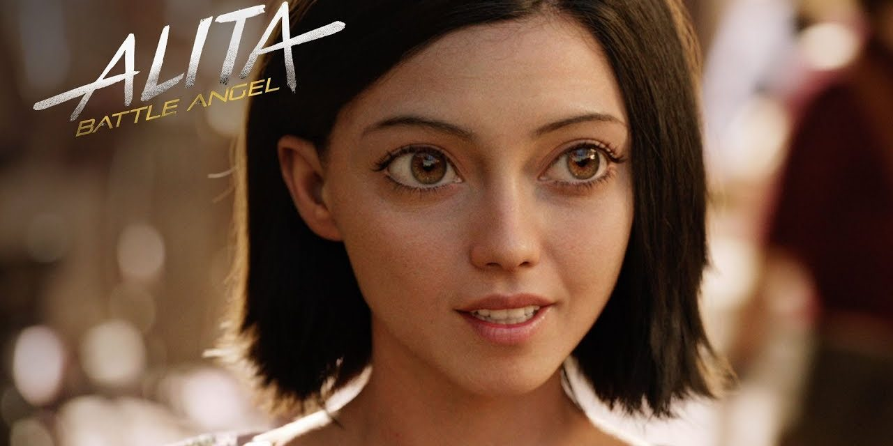 Alita: Battle Angel | Look For It On Digital, Blu-ray and DVD | 20th Century FOX