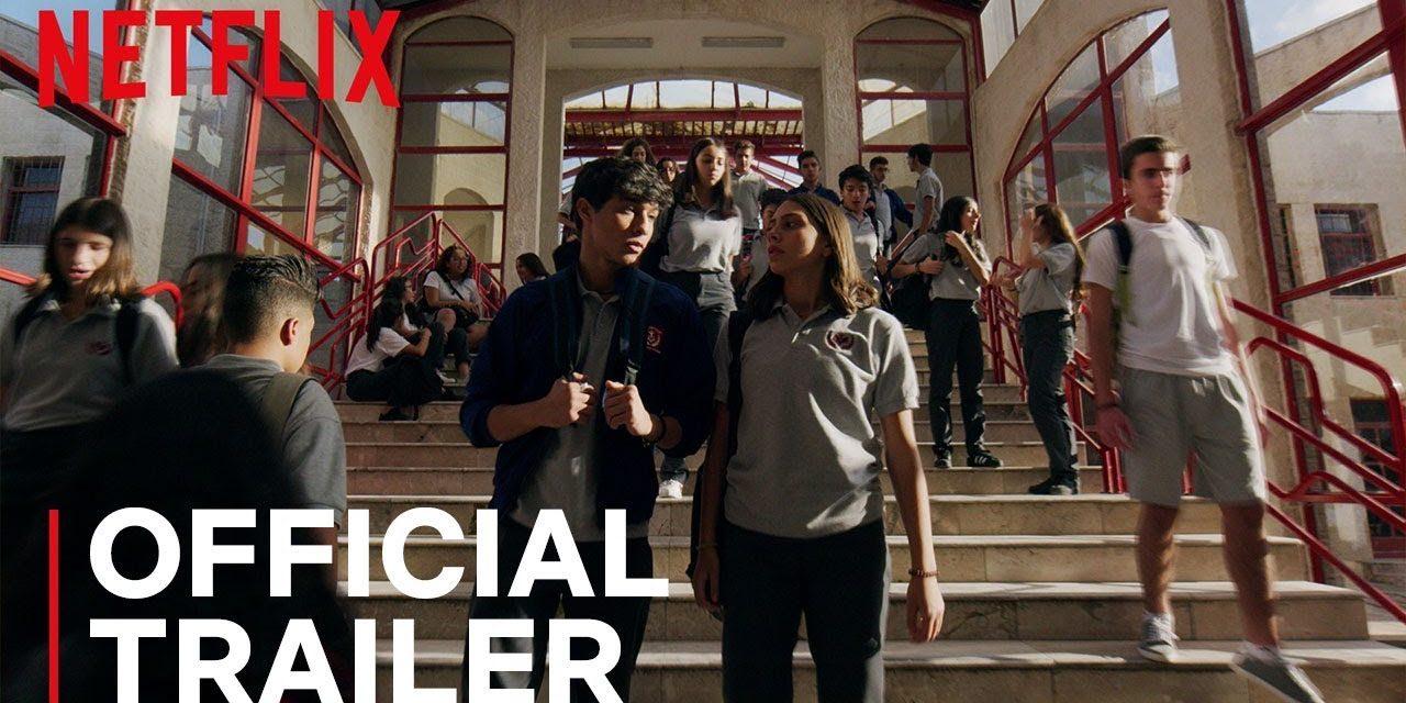 Jinn   Main Trailer   Netflix