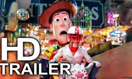 TOY STORY 4 Trailer #5 NEW (2019) Disney Animated Movie HD