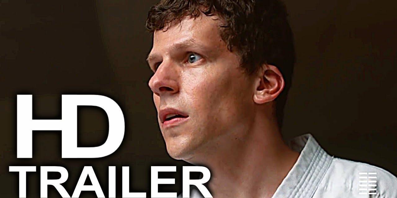 THE ART OF SELF DEFENSE Trailer #2 NEW (2019) Jesse Eisenberg Comedy Movie HD