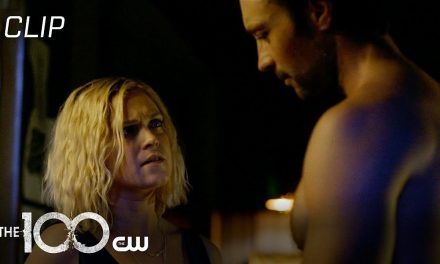 The 100   The Face Behind The Glass: Quick Look   The CW