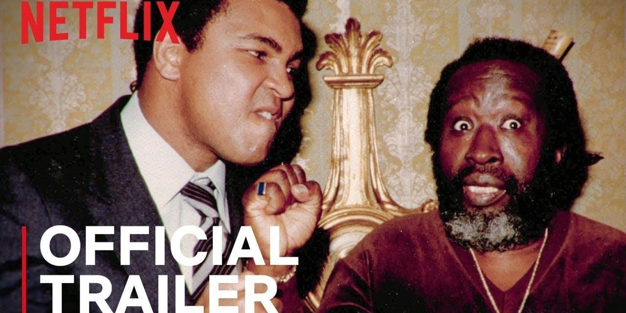 The Black Godfather | Trailer | Netflix