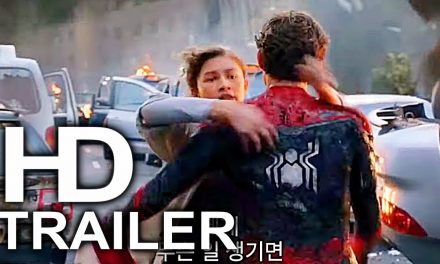 SPIDER-MAN FAR FROM HOME Trailer #3 NEW (2019) Marvel Superhero Movie HD