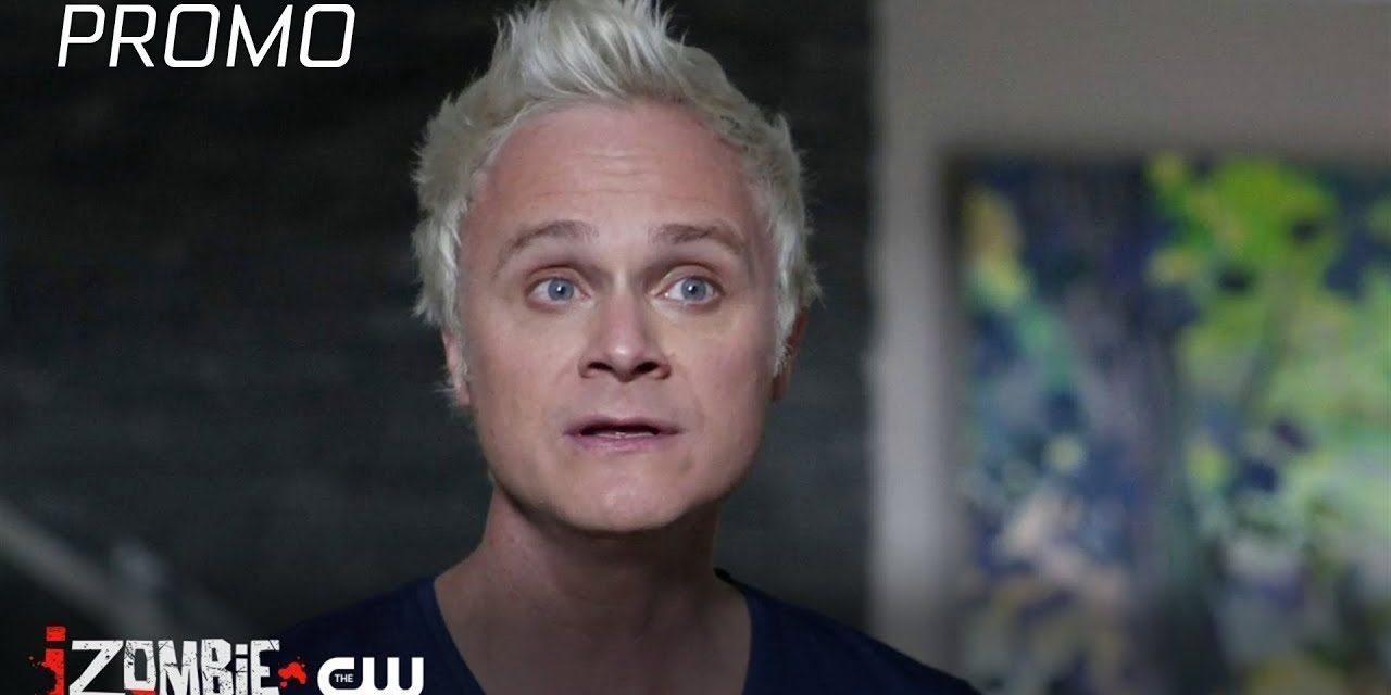 iZombie   Death Moves Pretty Fast Promo   The CW