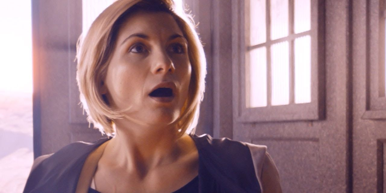 Inside The New TARDIS | The Ghost Monument | Doctor Who