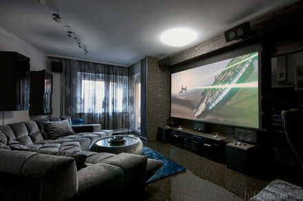 Projectors vs. TVs: Which is best for your home theater?