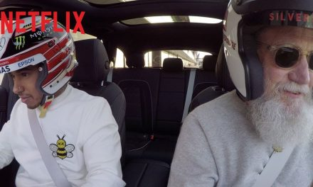 Lewis Hamilton In A Station Wagon   My Next Guest Needs No Introduction With David Letterman Netflix