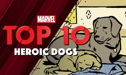 Heroic Dogs | Marvel Top 10