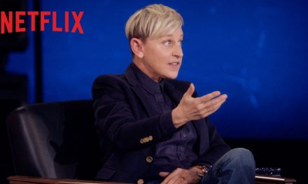 Ellen On An Early Career Mishap | My Next Guest Needs No Introduction With David Letterman | Netflix