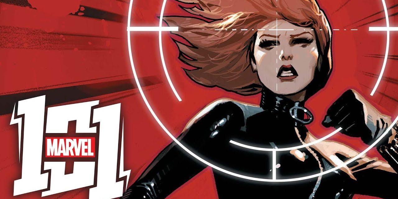 Black Widow (Natasha Romanova) | Marvel 101