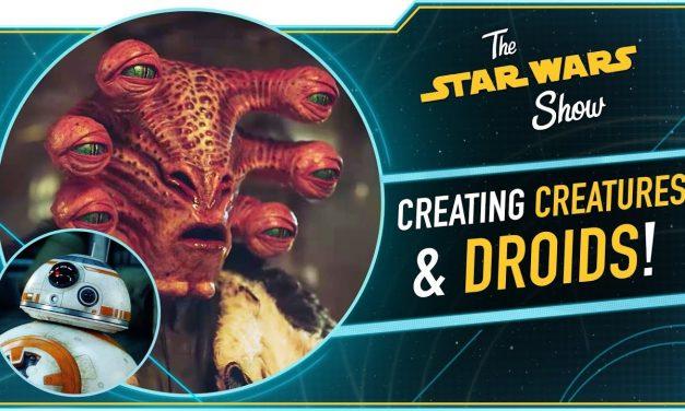We Talk BB-8 and Aliens with Matt Denton