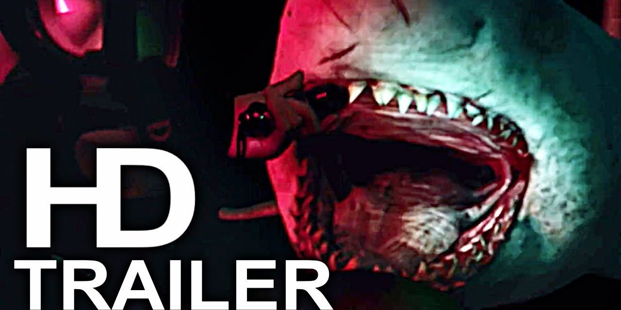 47 METERS DOWN 2 UNCAGED Trailer #1 NEW (2019) Shark Horror Movie HD