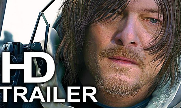 DEATH STRANDING Gameplay Trailer NEW (2019) Norman Reedus, Mads Mikkelsen Horror HD