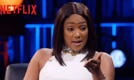 Tiffany Haddish Talks Childhood | My Next Guest Needs No Introduction With David Letterman | Netflix