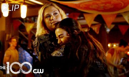 The 100 | The Gospel Of Josephine: Quick Cut | The CW
