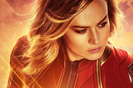 How mushrooms and werewolves shaped Captain Marvel's coolest visual effects