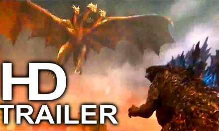 GODZILLA 2 All Monsters Fights Trailer NEW (2019) King Of The Monsters Action Movie HD