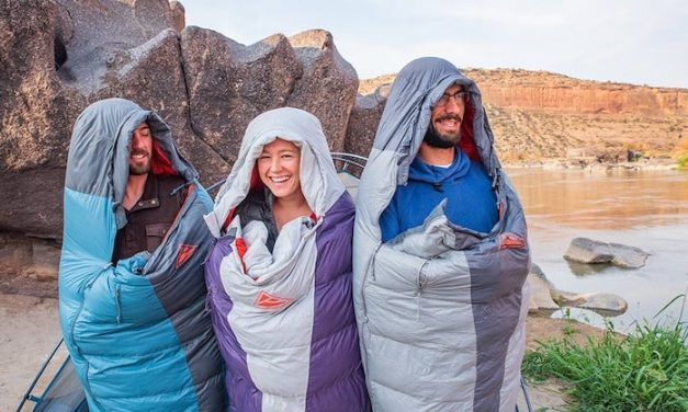 The best backpacking sleeping bags for 2019