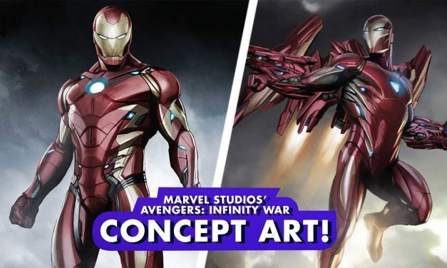 """""""The Road To Avengers: Endgame"""" Concept Art! 