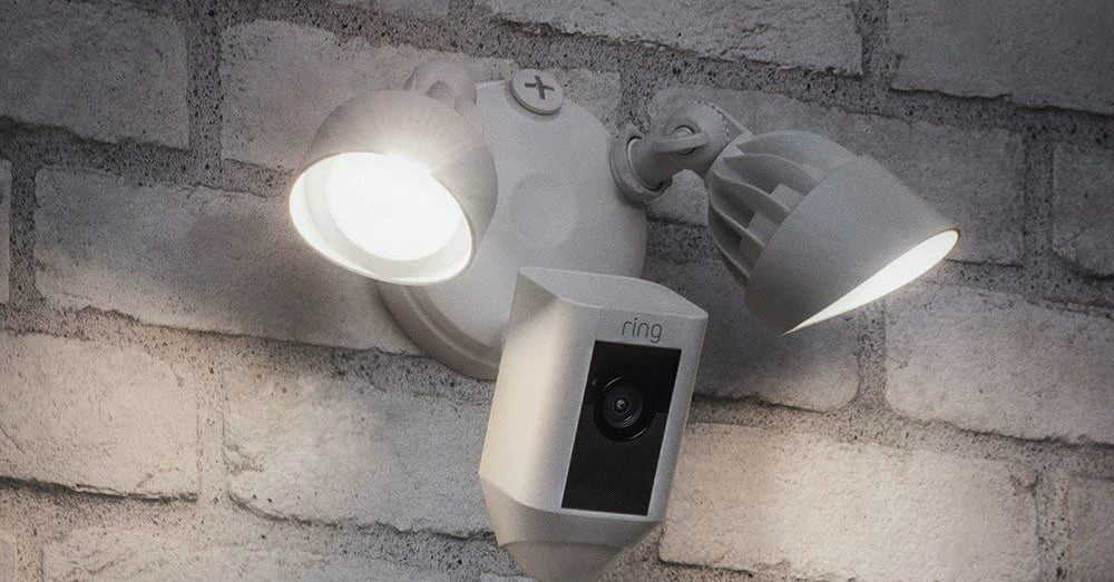 Ring's Flight Cam, a motion-activated outdoor security camera, gets a price cut