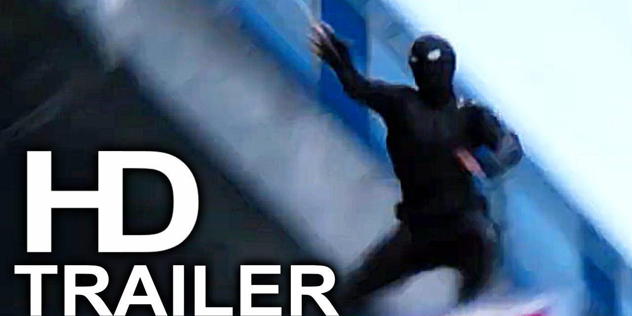 SPIDER-MAN FAR FROM HOME Trailer #4 NEW (2019) Marvel Superhero Movie HD