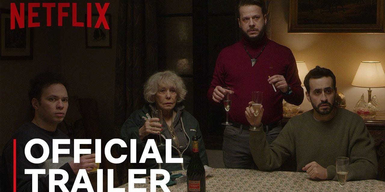 Family Business | Trailer | Netflix