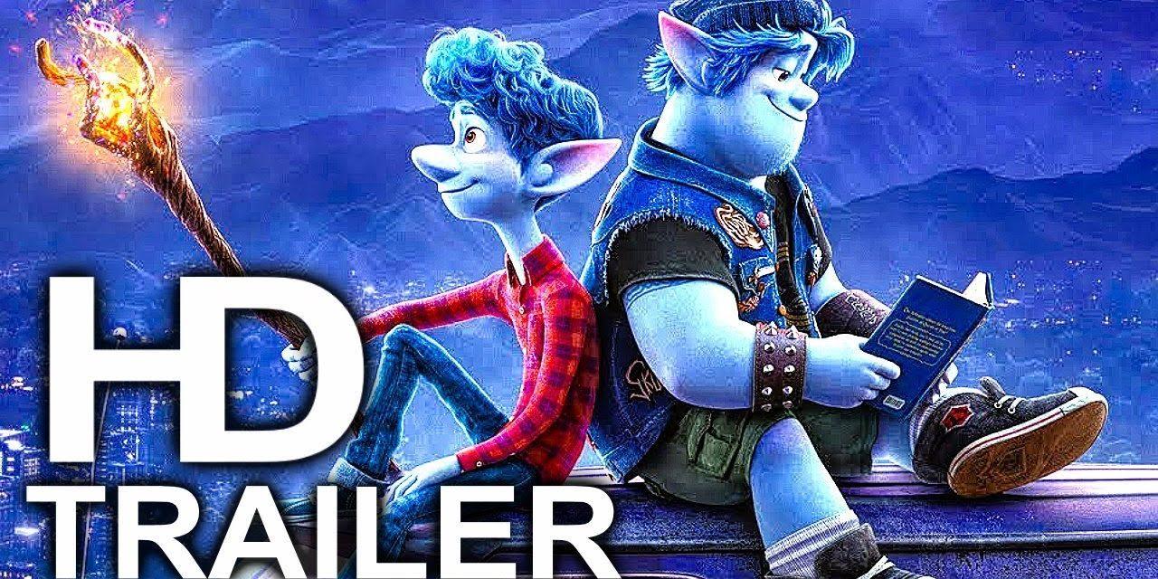 ONWARD Trailer #1 NEW (2020)Tom Holland Disney Animated Movie HD