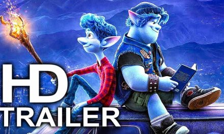 ONWARD Trailer #1 NEW (2020)Tom Holland Disney Animated Movie HD