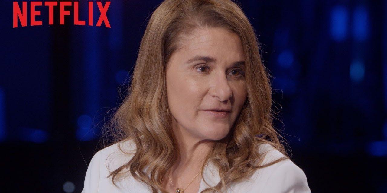 Melinda Gates On School Dropoff | My Next Guest Needs No Introduction With David Letterman | Netflix