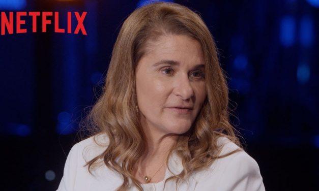 Melinda Gates On School Dropoff   My Next Guest Needs No Introduction With David Letterman   Netflix
